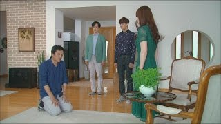 [Make a woman cry] 여자를 울려 36회- choi jong hwan, flop on his knees and plead! 20150816