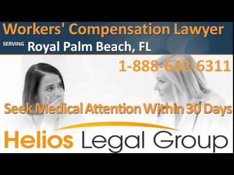 Royal Palm Beach Workers' Compensation Lawyer & Attorney - Florida