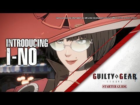 Guilty Gear -Strive- Starter Guide #16 - I-No