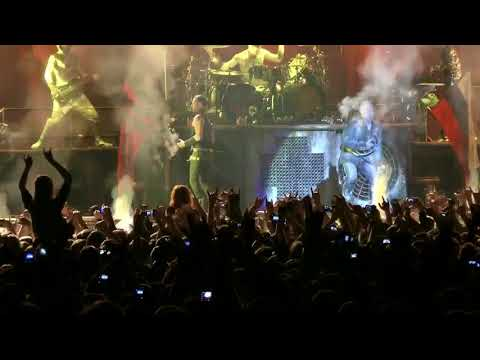 Rammstein  - Live at St  Petersburg, Russia 2012