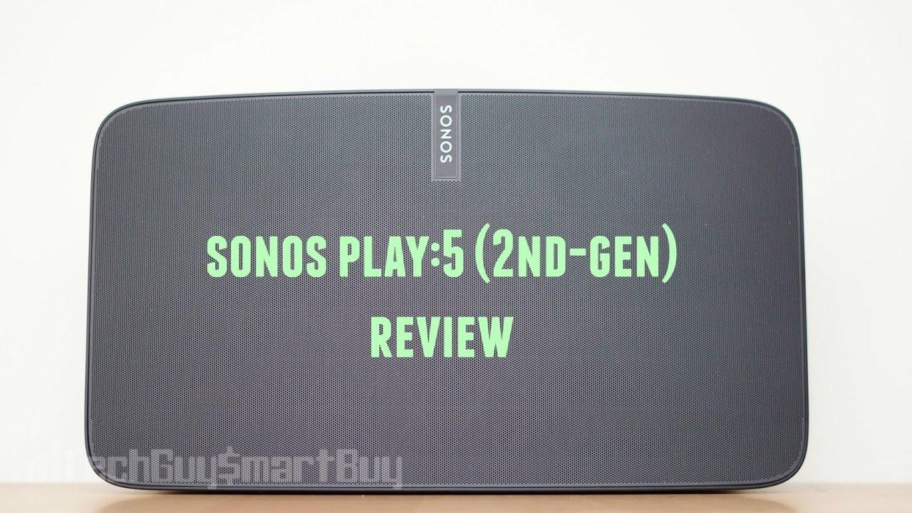 Sonos Play 1 2 Generation