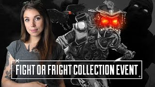 APEX LEGENDS - SEASON 3 - FIGHT OR FRIGHT EVENT