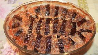 Ну, оОчень вкусные - Фаршированные Баклажаны запеченные в духовке!