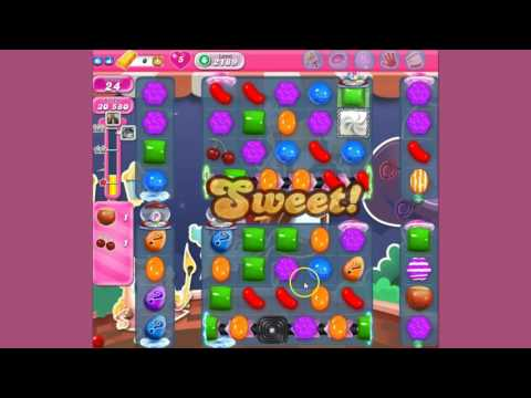 Candy Crush Saga Level 2189  - no boosters