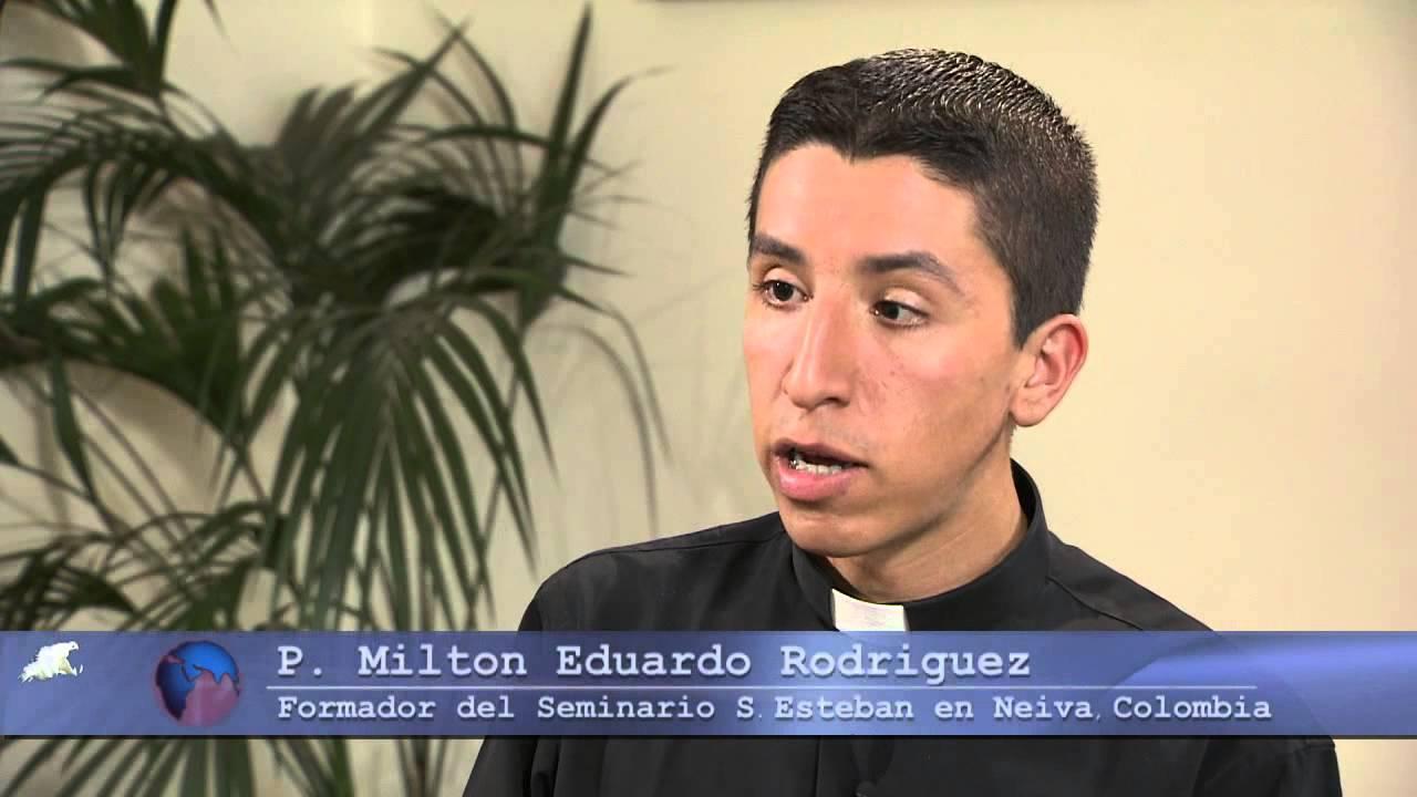 Mons. Milton Eduardo Romero, Colombia