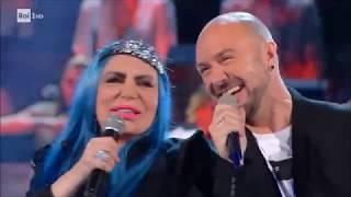Loredana Bertè e Alessandro Canino -