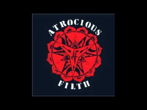 Atrocious Filth - 100% Jesus  (full album)