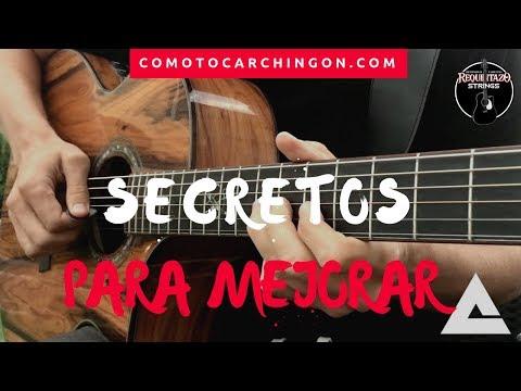Como Mejorar Como Guitarrista! Secreto Para Dejar De Ser Principiante   Podcast
