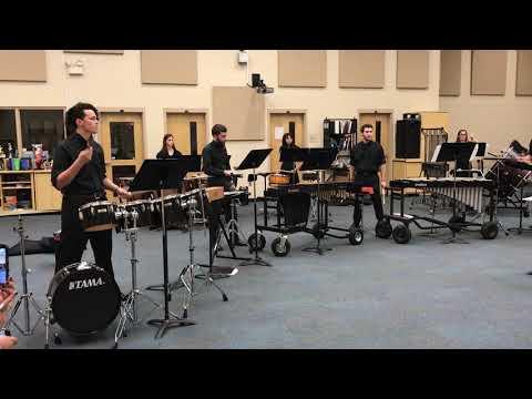 2019 Lake Mary High School Percussion Ensemble