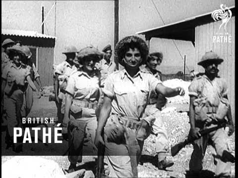 Israel Invades Egypt - Britain Acts (1956)
