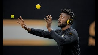 Antonio Brown dragged Emmanuel Sanders and Bruce Arians into his beef with the Steelers