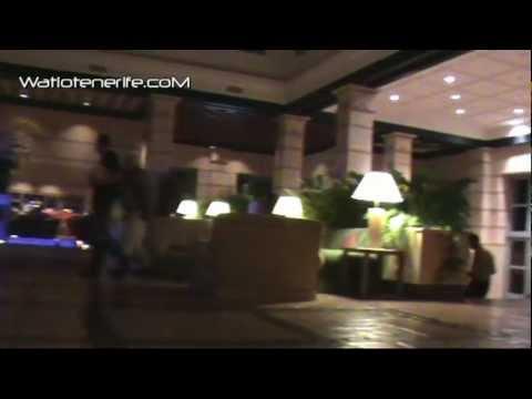 Noche de Halloween 2011 Hotel H10 Costa Adeje Palace Tenerife