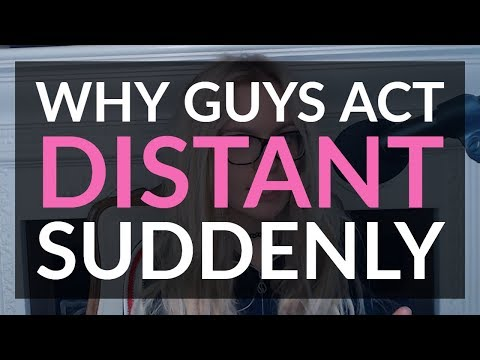 Why Guys Start Acting Distant All Of A Sudden (And What To Do About It) | VixenDaily Love Advice