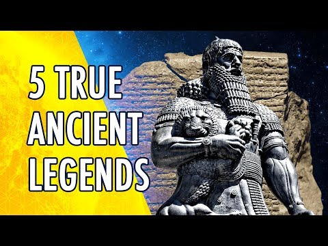 5 Ancient Legends That Are ACTUALLY REAL!