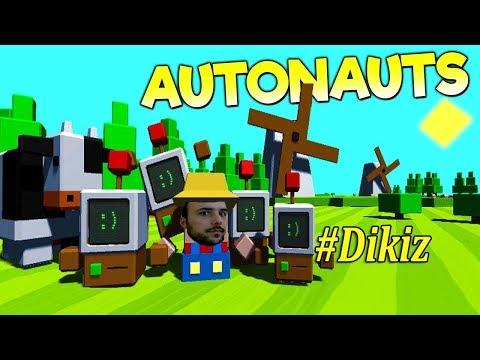 İşçi Robot Ordum - Autonauts # Dikiz