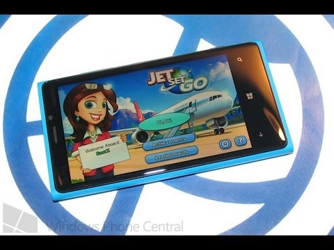 Jet Set Go - Xbox Windows Phone Review