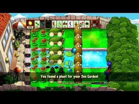 Plants vs Zombies Survival (Hard) Pool | Datenschutz und Verschlüsselung | m4xfps