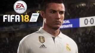 FIFA 18 - Cristiano Ronaldo Trailer