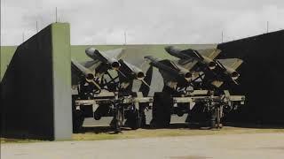 Maasholm Hawk - Stellung Flugabwehr, Schleimündung