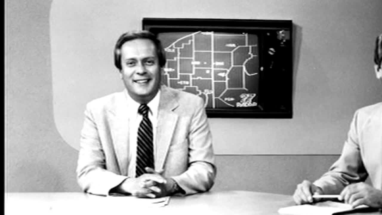 How Rich Morgan was initially turned down for a job at WKBN