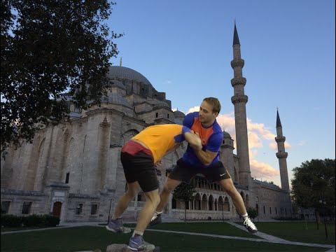 Challenge #1   Wrestling   Istanbul