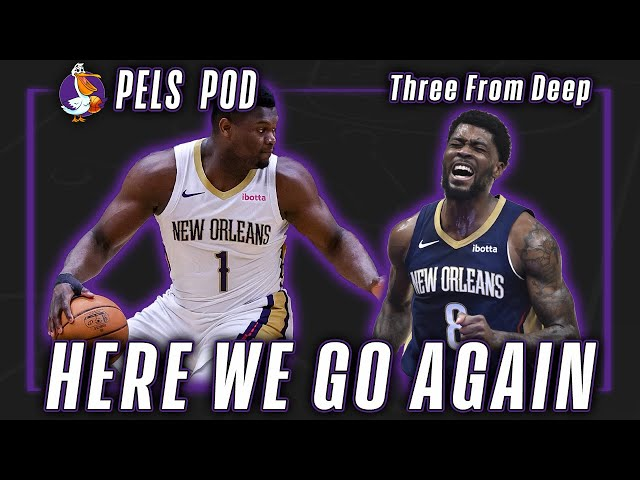 Zion Williamson is becoming unstoppable | Pels Pod