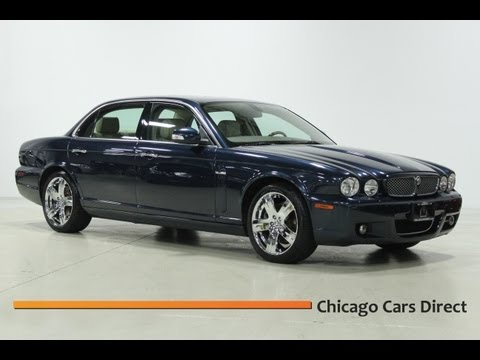 Chicago Cars Direct Presents This 2008 Jaguar XJ8-L Sedan