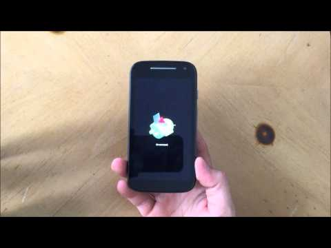 How To Reset Motorola Moto E 2nd Gen - Hard Reset And Soft Reset