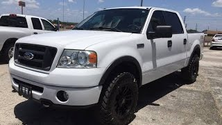 2006 Ford F150 FX4 Review