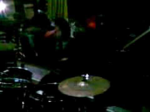 Santiago palace(Paco tocando la bateria)