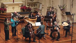 Vivaldi: Concerto for Two Cellos in G Minor RV 531, Allegro