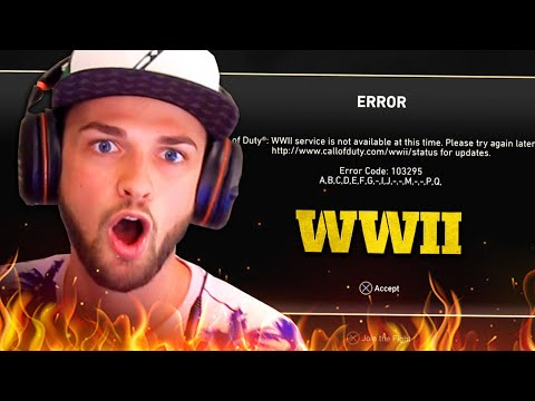 COD WW2 is BROKEN.!