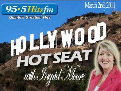95.5 Hits FM Hollywood Hot Seat - Mar 2