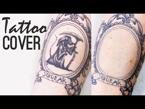 How To Cover Up A Tattoo Waterproof Transfer Proof Long