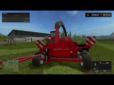 Farming Simulator 17 LELY P300 and P300 Storm new mods added