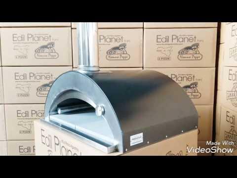 Bruciatore a pellet per forni pizza doovi for Pirolitica doppia camera