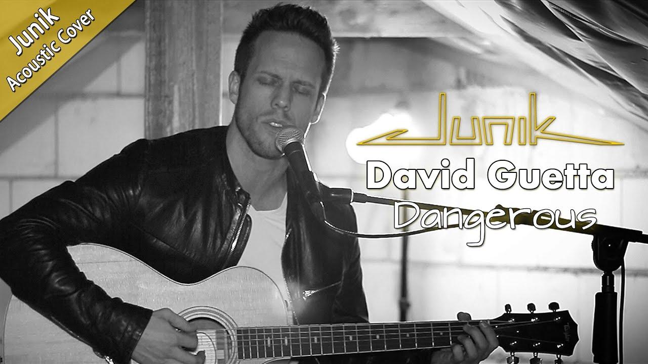 Download David Guetta - Dangerous - Sam Martin (Acoustic Cover by Junik)