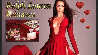 Perfume Review Romance by Ralph Lauren. ❤️️