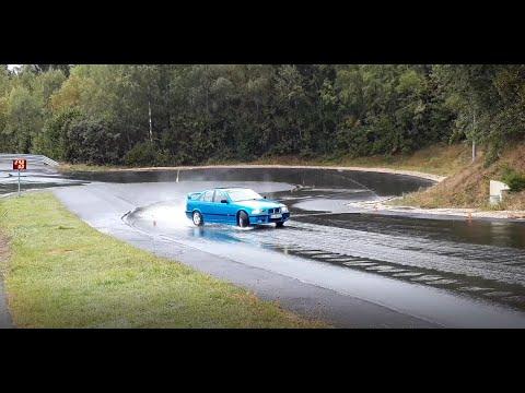 Download BMW E36 328I - 1 Runde FSZ 2 Advanced Training by DRIFT.DE  (Zusammenschnitt)
