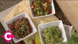 How To Make Salsa And Guacamole