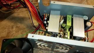 Hot wire foam boąrd cutter - Part 2 - Power supply update
