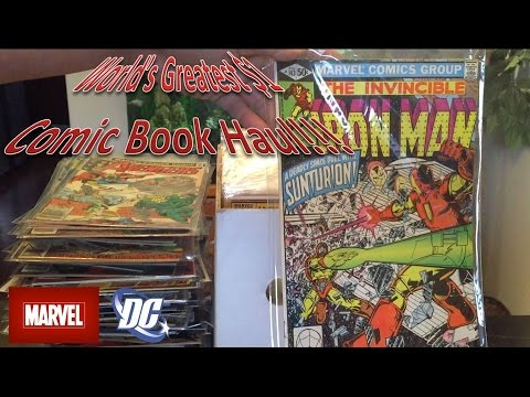 World's Greatest $1 Comic Book Haul!