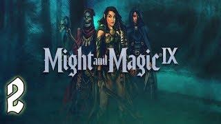 [LP] Might & Magic IX - #02 - Sturmfords first quest!