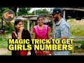 Magic Trick To Get Girls Numbers 😍 😘  | Prank Show #016 | Kovai 360