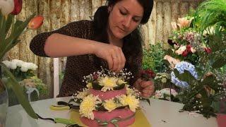 АСМР// ASMR РОЛЕВАЯ ИГРА //  ФЛОРИСТ// ТОРТ ИЗ ЦВЕТОВ // - ASMR Cake of flowers(Всем привет!!! Наконец то я записала для вас новое видео!Да друзья, не часто я в последнее время это делаю,..., 2016-05-10T13:39:13.000Z)
