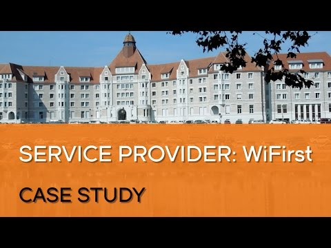 Service Provider: WiFirst