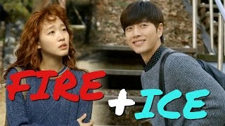 Cheese In The Trap: Hong Seol & Yoo Jung || Fire & Ice
