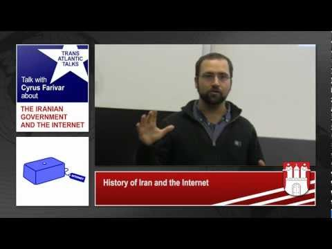 cfarivar: The Iranian government and the internet - Hamburg 8th Dec 2011 - Part 2