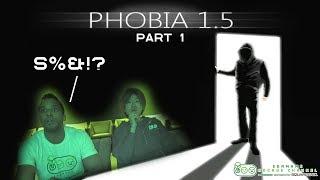 Watch if you dare... Phobia 1.5 horror game walkthrough