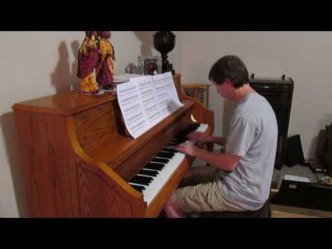Redeemer By Paul Cardall Piano Cover